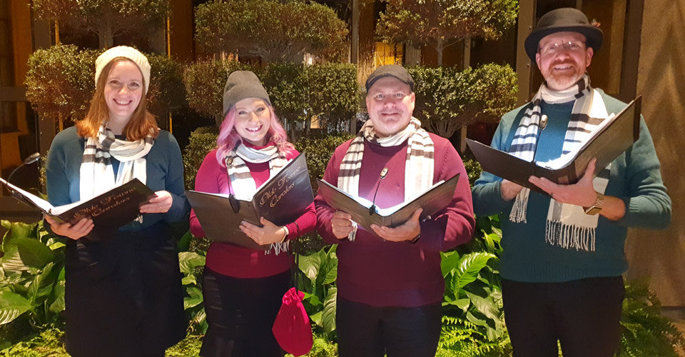 carolers for hire